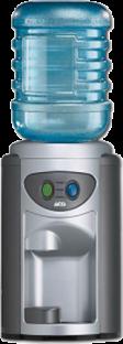 bottled water cooler