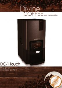 thumbnail of DC-1 Touch Brochure