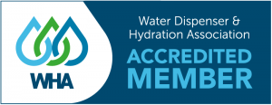 WHA - Water Dispenser & Hydration Association Accredited Member logo
