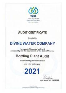 thumbnail of WHA PLANT AUDIT 2021